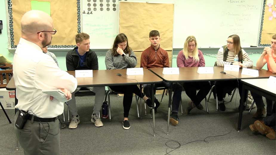 West Middlesex Students Focus on Careers