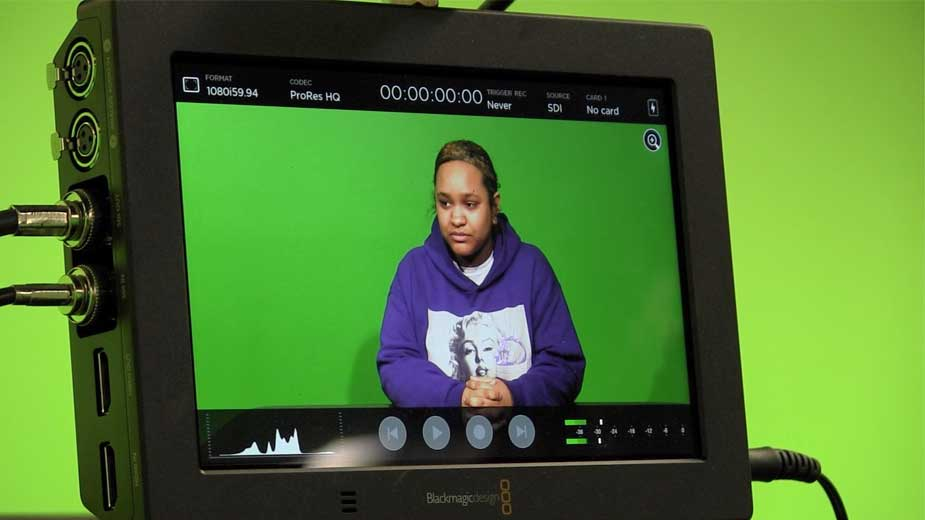 Choffin Media Arts Program Opens New Studio