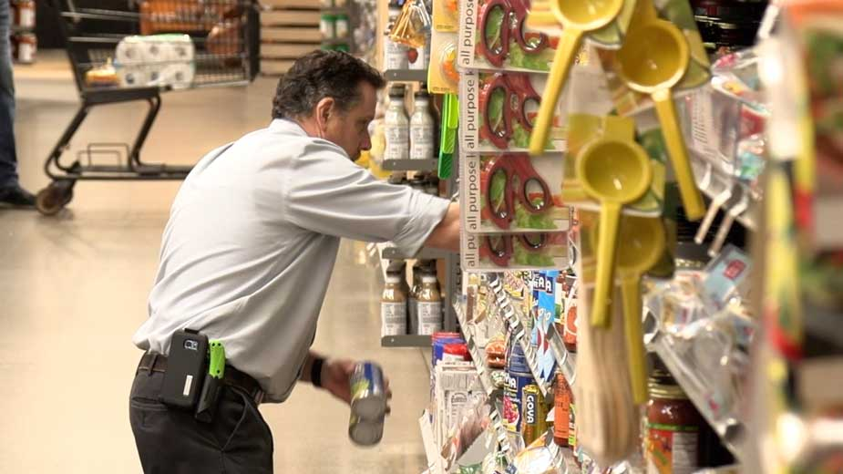 Giant Eagle Working 24/7 to Stock Shelves