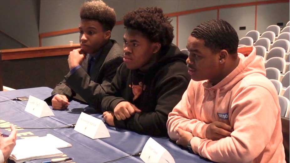 East High School Students Start Preparing for After Graduation