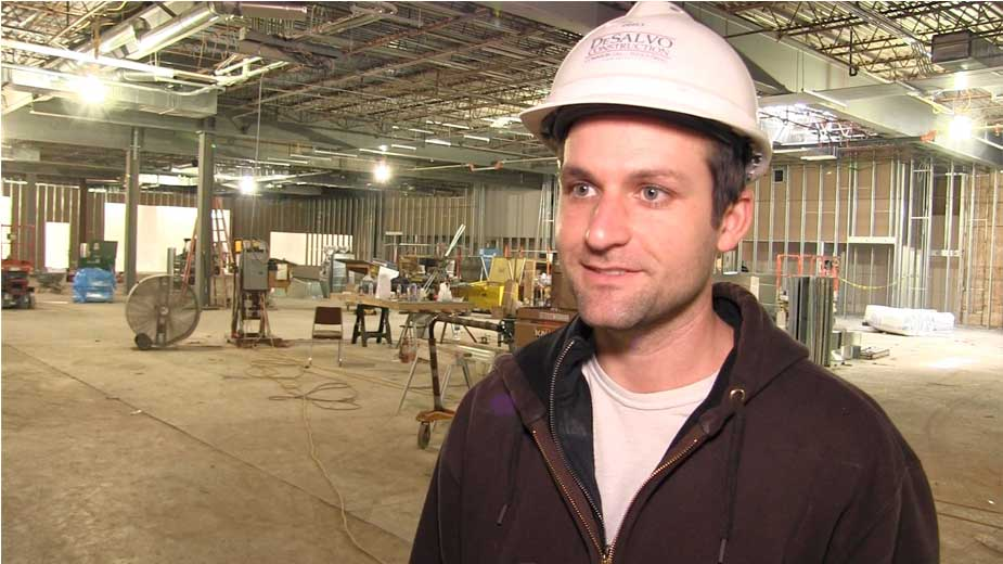 DeSalvo Construction Continues Work on New Event Center
