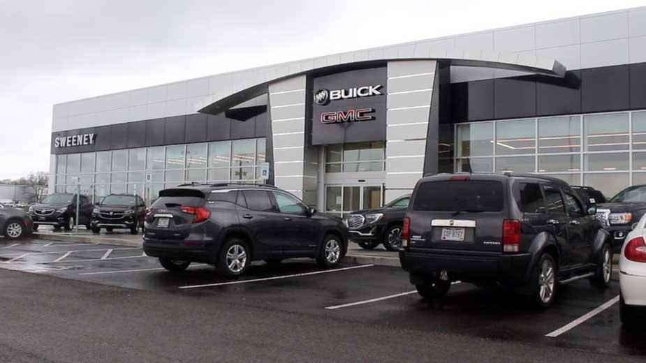 New Buick GMC Dealership Open