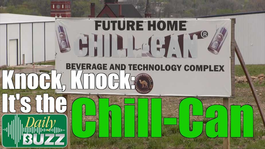 Knock, Knock: It's the Chill-Can