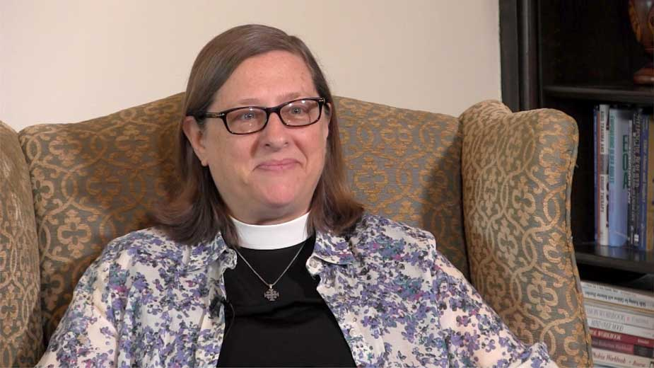 Thought Leaders: The Reverend Gayle Catinella Part 1