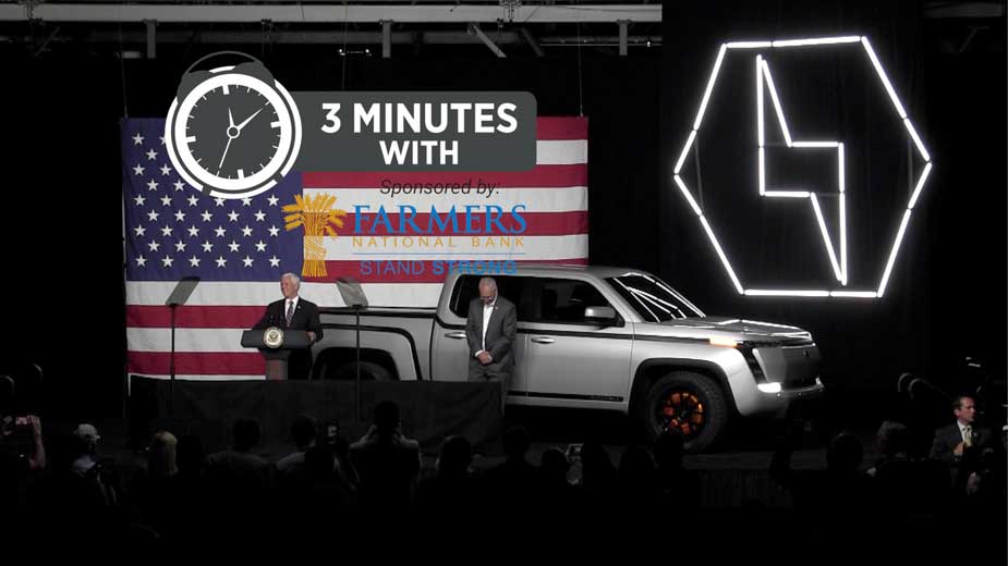 Pence Sees Bright Future for Lordstown Motors