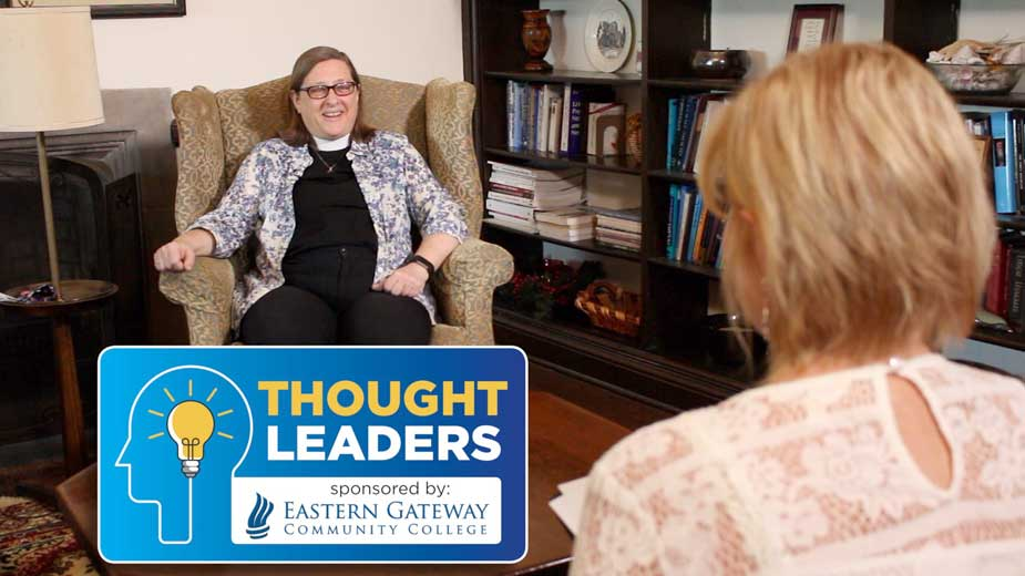 Thought Leaders: The Rev. Gayle Catinella Part 3