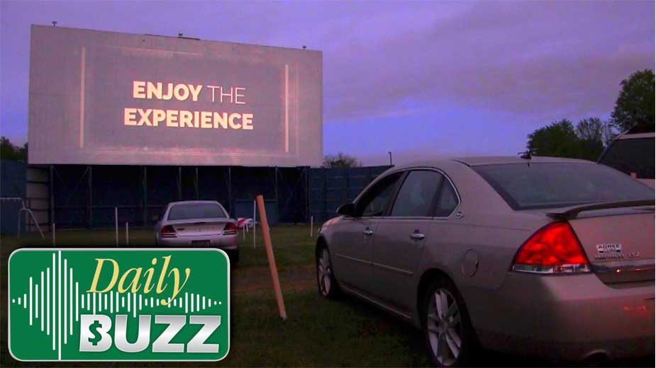 Drive-Ins Adapt to Offer Entertainment