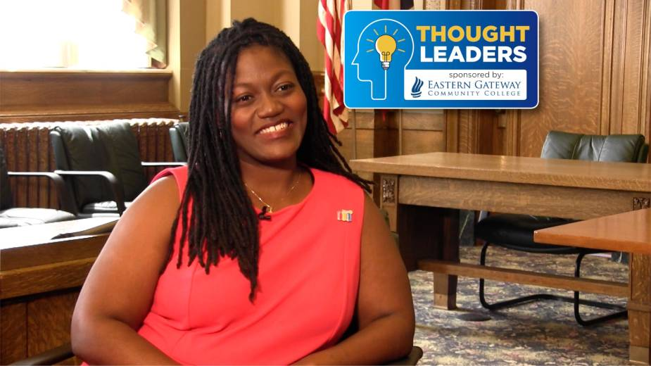 Thought Leaders: Samantha Turner Part 1