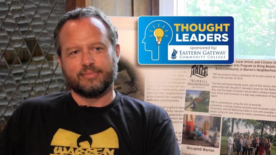 Matt Martin Talks TNP's Mission