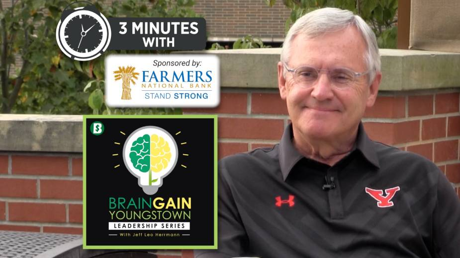 Brain Gain Podcast Preview: Jim Tressel
