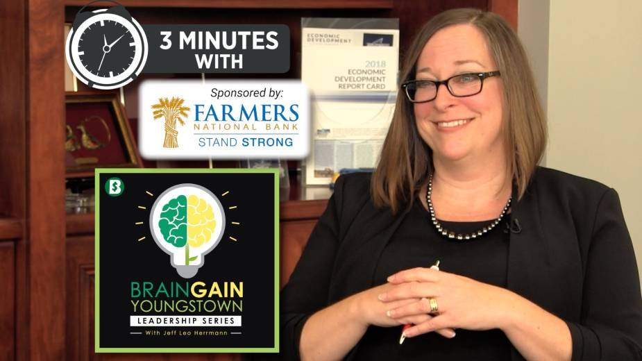 Brain Gain Podcast Preview: Sarah Boyarko