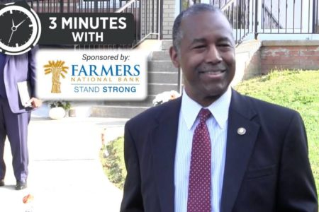 Ben Carson Visits Youngstown EnVision Center