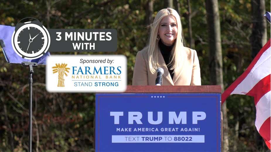 Ivanka Trump Stops at MCCTC