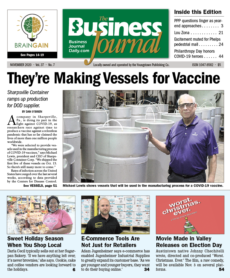 They're Making Vessels for Coronavirus Vaccines - Business ...