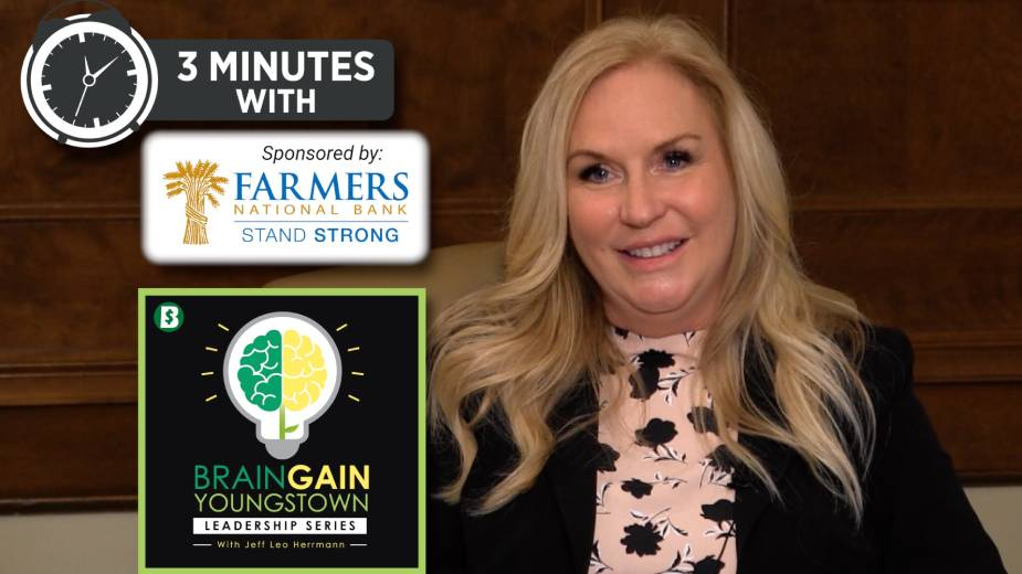 Brain Gain Podcast Excerpt: Amber Wallace