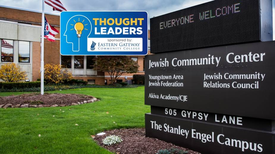 Andy Lipkin on Youngstown Area Jewish Federation Mission