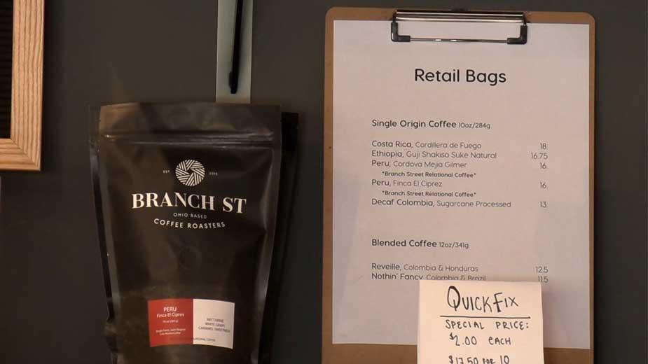 branch street coffee