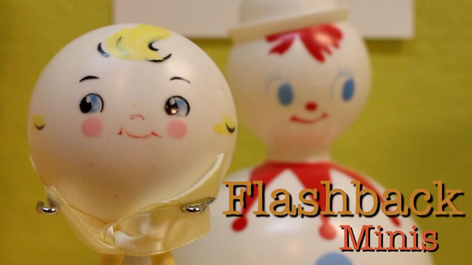 Flashback Minis: Plakie Toys