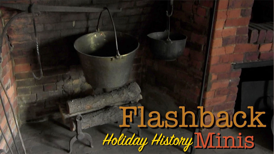 Flashback Minis: Celebrating the Holidays With Food Through the Centuries