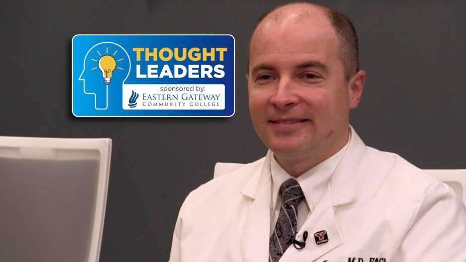 Dr. James Kravec on Hospital Capacity