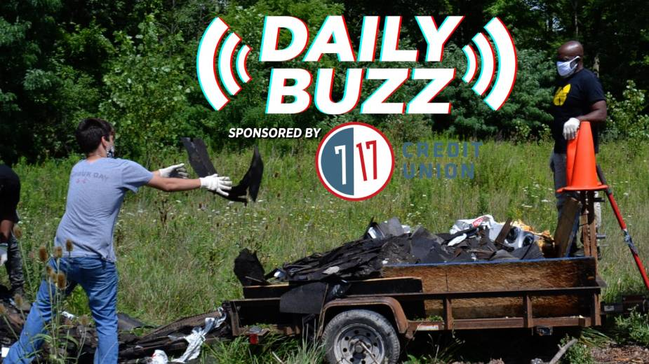 Daily Buzz 1 20 21 | ICU Capacity, Fighting Blight, Local News Proves Its Worth