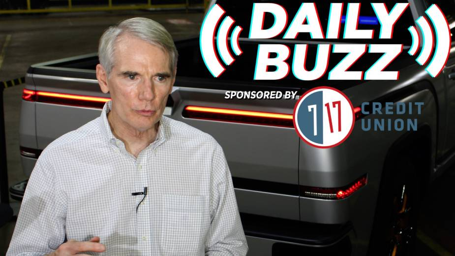 Daily Buzz 1 22 21 | Portman Won't Seek Reelection, The 2021 Economy, How Tech Has Changed News