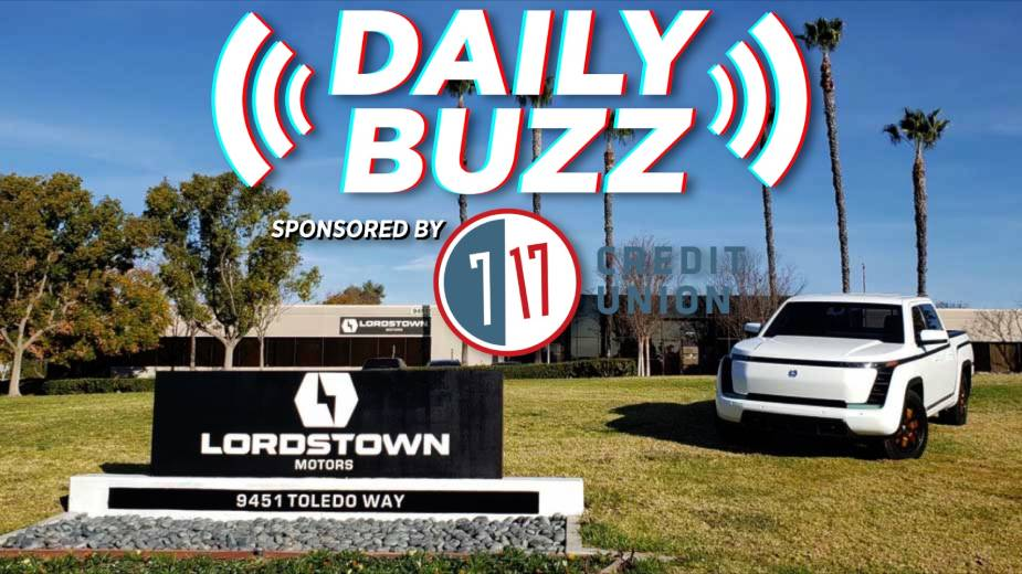 Daily Buzz 1-26-21 Lordstown Motors Stock Surges