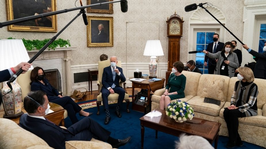 Biden, Yellen Say GOP Virus Aid Too Small, Democrats Push ...