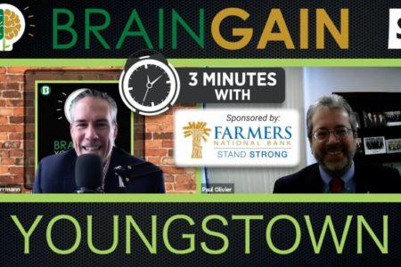 Brain Gain Podcast Excerpt: Paul Olivier