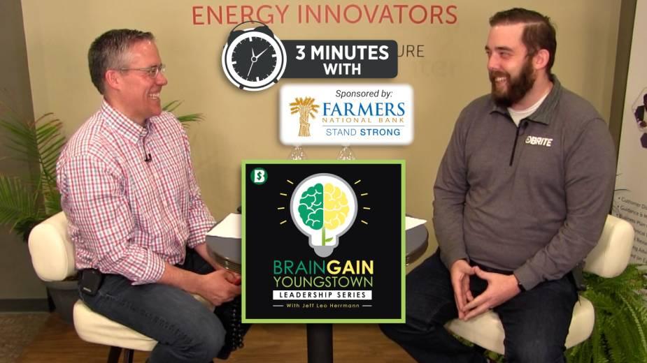 Brain Gain Podcast Excerpt: BRITE Energy Innovators' Rick Stockburger