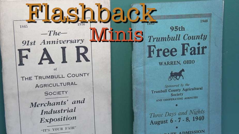 Flashback Minis: Trumbull County Fair