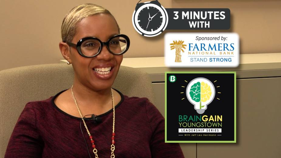 Brain Gain Podcast Excerpt: YBI's Stephanie Gilchrist