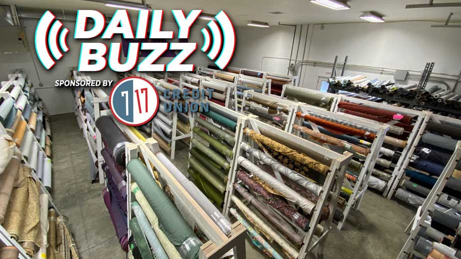Local Furniture Manufacturer Opens Backstock Warehouse, Cityscape Prepares for Planting Day