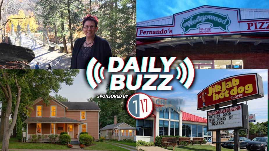 Readers Share Favorite Local Spots; Oil & Gas Drilling Picks Up