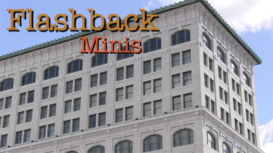 Flashback Minis: Doubletree by Hilton Downtown Youngstown