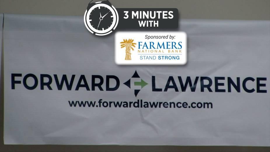 Forward Lawrence Kicks Off