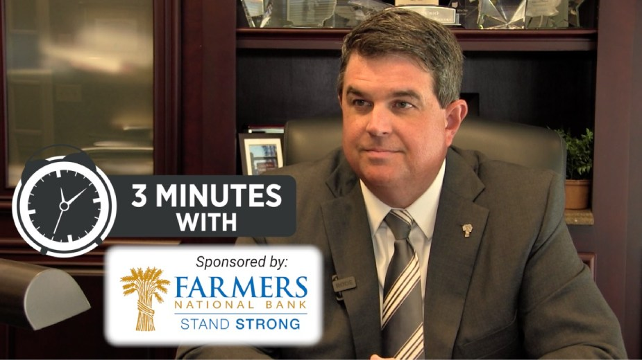 Kevin Helmick, Farmers National Bank