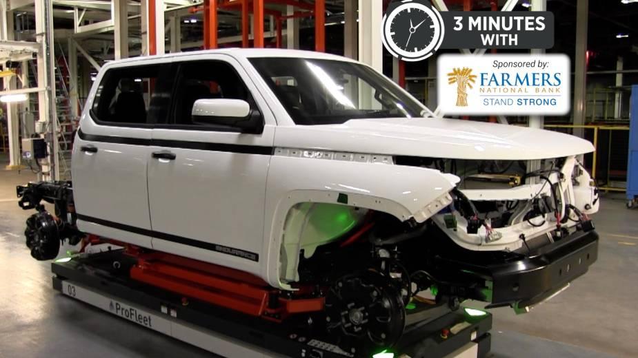 Inside the Endurance at Lordstown Motors