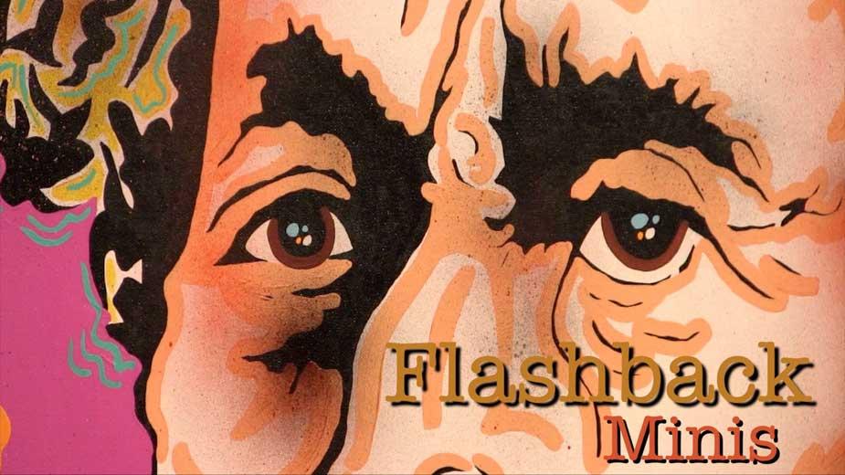 Flashback Minis: John Young Painting by Chris Yambar