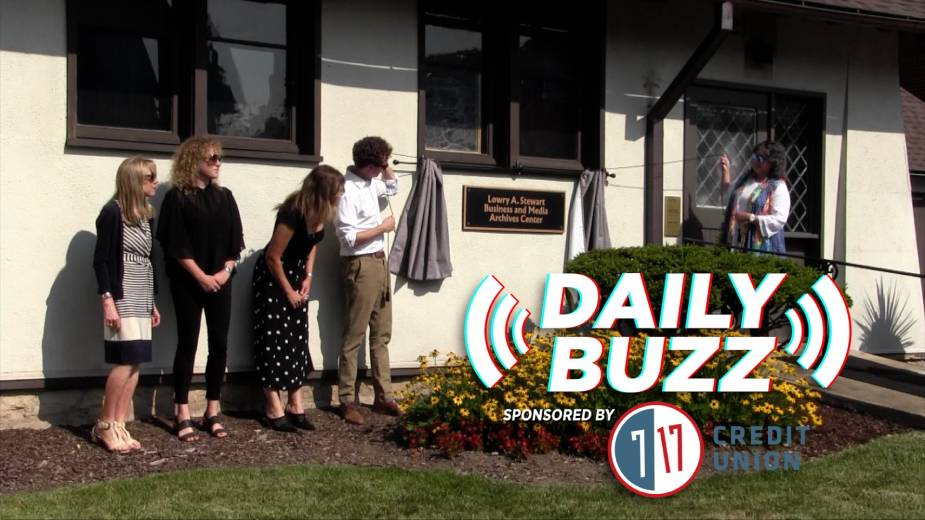 Daily Buzz 8-9-21   Stewart's Legacy Remembered at Business and Media Archives Center