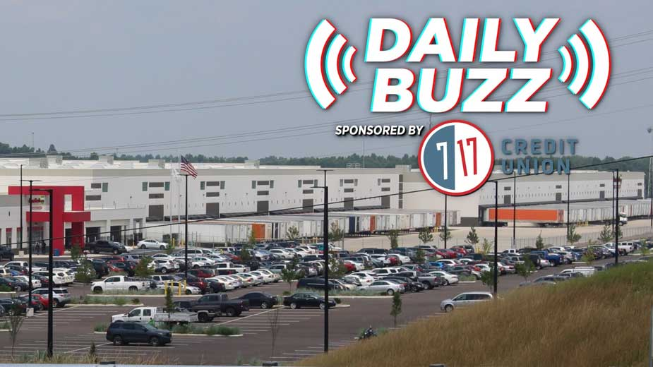 Daily Buzz 8-2-21 | Logistics and Distribution Are the Valley's Future