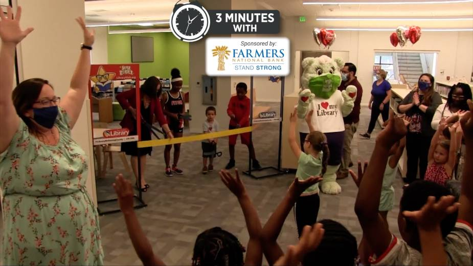 Young Learners Front and Center at Main Branch Library