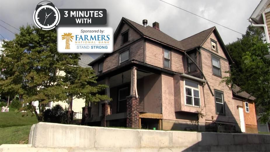 Sharon's West Hill Neighborhood Gets Upgrade