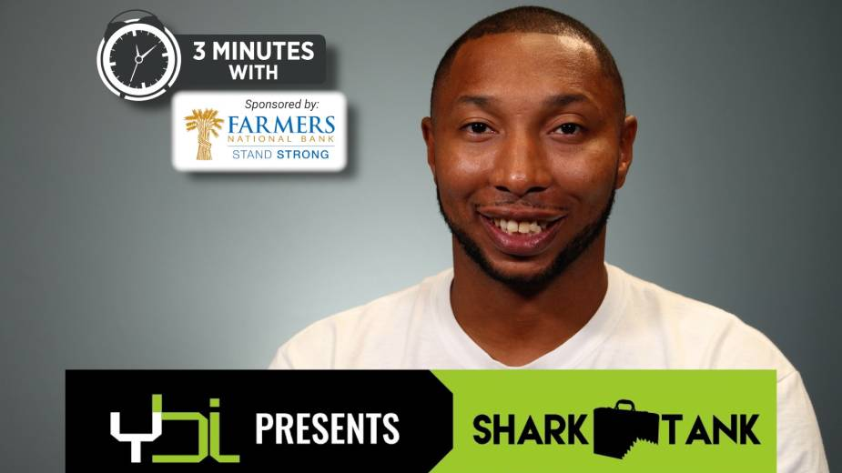 YBI Shark Tank Profile: Terrill Vidale