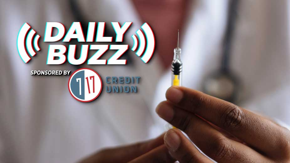 Daily Buzz 9-13-21   Local Employers Weigh in on Vaccine Mandate