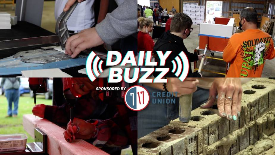 Students & Adults Learn About the Skilled Trades