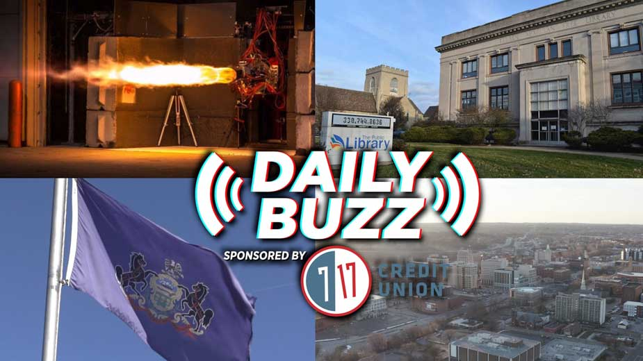 Daily Buzz 9-29-21 | Inside the Ironworking Trade, Community Development Conference Comes to Youngstown