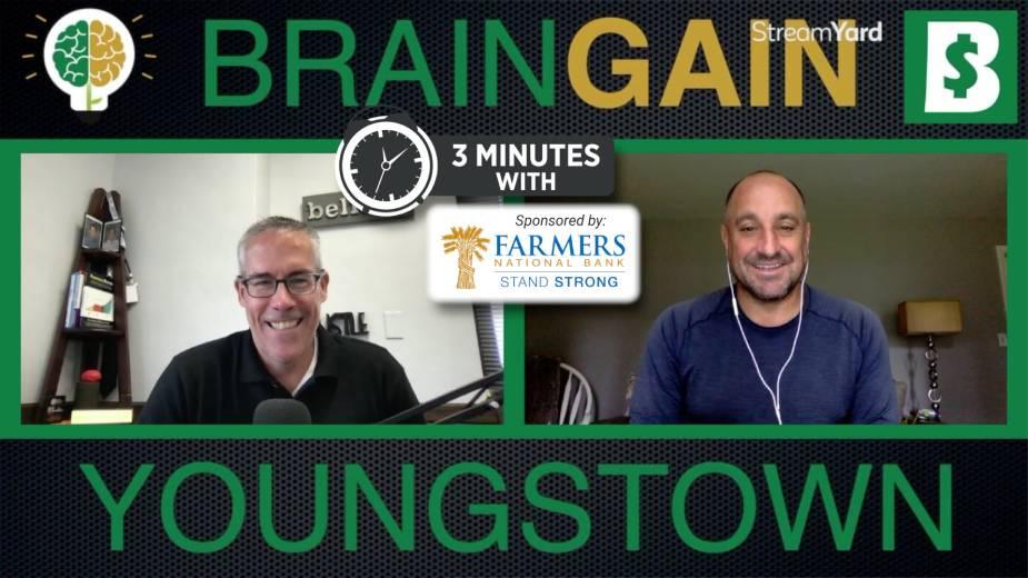Brain Gain Podcast Excerpt: DOYO's Dennis Schiraldi
