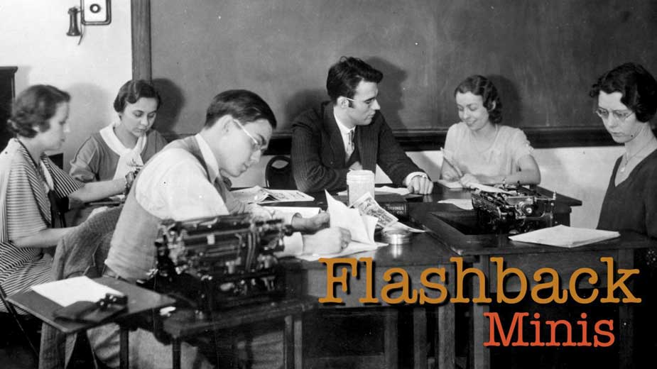 Flashback Minis: The Jambar Newspaper
