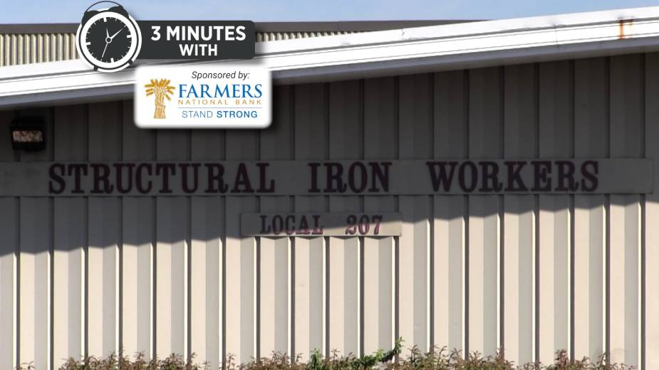 New Challenges Everyday for Ironworkers